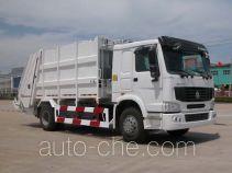 Sinotruk Huawin SGZ5160ZYSZZ3W46 garbage compactor truck