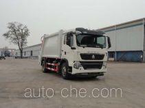 Sinotruk Huawin SGZ5160ZYSZZ5T5 garbage compactor truck