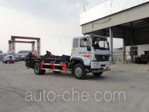 华威驰乐牌SGZ5164ZBGZZ4型背罐车