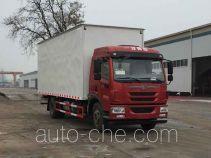 Sinotruk Huawin SGZ5168XWTCA4 mobile stage van truck