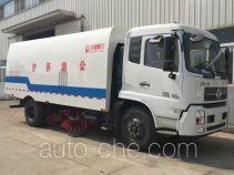 华威驰乐牌SGZ5169TSLEQ5N型扫路车