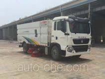 Sinotruk Huawin SGZ5169TSLZZ5T5 street sweeper truck