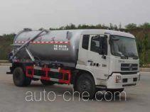 华威驰乐牌SGZ5180GXWDF5型吸污车