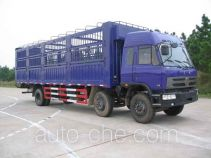 华威驰乐牌SGZ5190CXY型仓栅式运输车