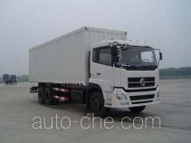 Sinotruk Huawin SGZ5230XXYDFL box van truck