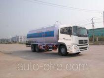 华威驰乐牌SGZ5250GFLDFL3A9型粉粒物料运输车