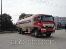 Sinotruk Huawin SGZ5250GFLZZ4J52 low-density bulk powder transport tank truck