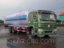 Sinotruk Huawin SGZ5250GFLZZ4W58 low-density bulk powder transport tank truck