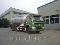 Sinotruk Huawin SGZ5250GGHZZ4W dry mortar transport truck