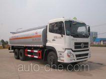 华威驰乐牌SGZ5250GRYD4A12型易燃液体罐式运输车