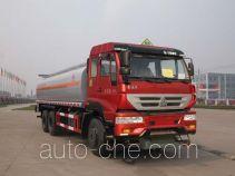 Sinotruk Huawin SGZ5250GRYZZ4J44 flammable liquid tank truck