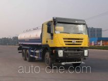 Sinotruk Huawin SGZ5250GSSCQ4 sprinkler machine (water tank truck)