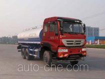 Sinotruk Huawin SGZ5250GSSZZ4J44 sprinkler machine (water tank truck)