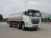 华威驰乐牌SGZ5250GYYZZ5J5型运油车