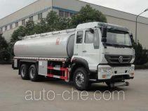 华威驰乐牌SGZ5250TGYZZ5M5型供液车