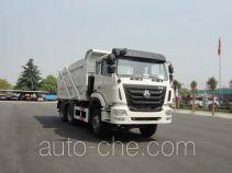 Sinotruk Huawin SGZ5250TSGZZ5J5 fracturing sand dump truck