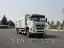 华威驰乐牌SGZ5250ZDJZZ4J7型压缩式对接垃圾车