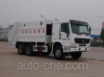 Sinotruk Huawin SGZ5250ZYSZZ3W garbage compactor truck