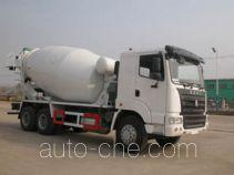 Sinotruk Huawin SGZ5251GJBZZ concrete mixer truck