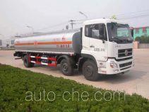 华威驰乐牌SGZ5253GHYDFL3AX型化工液体运输车