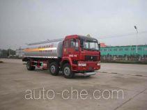 华威驰乐牌SGZ5254GHYZZ3型化工液体运输车