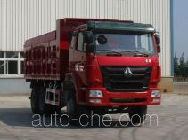 Sinotruk Huawin SGZ5255ZLJZZ4 dump garbage truck