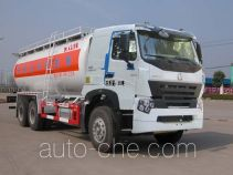 Sinotruk Huawin SGZ5258GFLZZ3W521 bulk powder tank truck