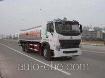 Sinotruk Huawin SGZ5258GHYZZ3W521 chemical liquid tank truck