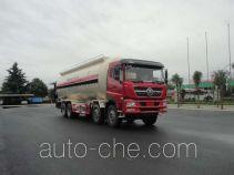 华威驰乐牌SGZ5310GFLZZ4D7型低密度粉粒物料运输车
