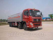 华威驰乐牌SGZ5310GHYDFL3A8型化工液体运输车