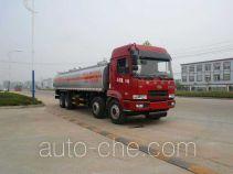 华威驰乐牌SGZ5310GHYHN3型化工液体运输车