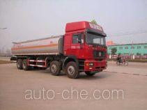 华威驰乐牌SGZ5310GHYSX3型化工液体运输车