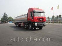 华威驰乐牌SGZ5310GRYCQ5型易燃液体罐式运输车