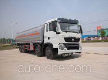 Sinotruk Huawin SGZ5310GRYZZ4G flammable liquid tank truck