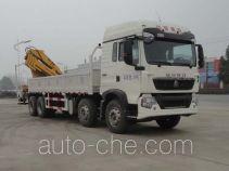 Sinotruk Huawin SGZ5310JJHZZ5T5 weight testing truck