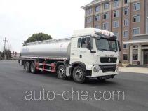 Sinotruk Huawin oilfield fluids tank truck
