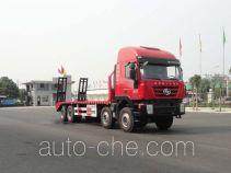 Sinotruk Huawin SGZ5310TPBCQ4 flatbed truck
