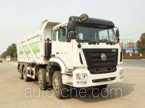 Sinotruk Huawin SGZ5310TSGZZ5J7 fracturing sand dump truck