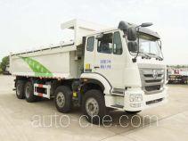 华威驰乐牌SGZ5310ZLJZZ5J5型自卸式垃圾车