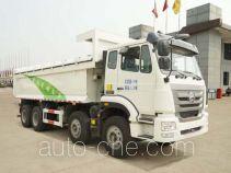 华威驰乐牌SGZ5311ZLJZZ5J7型自卸式垃圾车