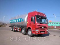 Sinotruk Huawin SGZ5310GFLZZ5W low-density bulk powder transport tank truck