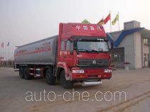华威驰乐牌SGZ5311GHYZZ3J型化工液体运输车