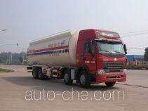 华威驰乐牌SGZ5318GFLZZ3W38型粉粒物料运输车
