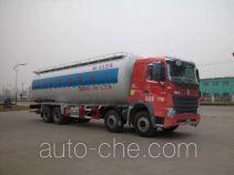 华威驰乐牌SGZ5318GFLZZW46型粉粒物料运输车