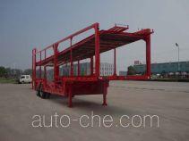 华威驰乐牌SGZ9200TCL型车辆运输半挂车