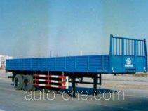 华威驰乐牌SGZ9260-G型半挂车