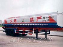 华威驰乐牌SGZ9270GYY-G型运油半挂车