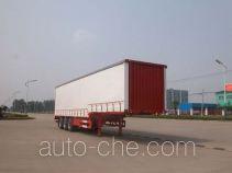 Sinotruk Huawin SGZ9320XXY curtainsider trailer