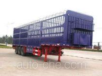 Sinotruk Huawin SGZ9330CXY stake trailer