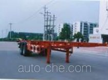 Sinotruk Huawin SGZ9350TJZ container transport trailer